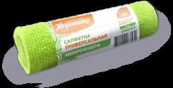 Салфетка для уборки Хозяюшка Мила 04043 хозяюшка мила насадка для швабры флеттер м 07