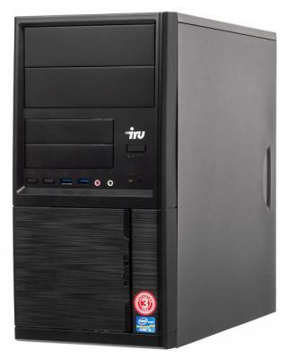 цена на ПК IRU Office 110 MT Cel J3355 (2)/4Gb/500Gb 7.2k/HDG500/Windows 10 Home Single Language 64/GbitEth/400W/черный