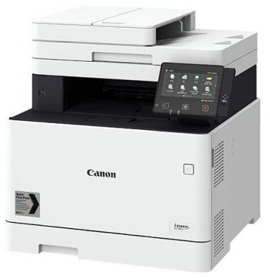 Фото - МФУ лазерный Canon i-Sensys Colour MF746Cx (3101C039) A4 Duplex WiFi белый/черный мфу лазерный canon i sensys colour mf746cx 3101c039 a4 duplex wifi белый черный