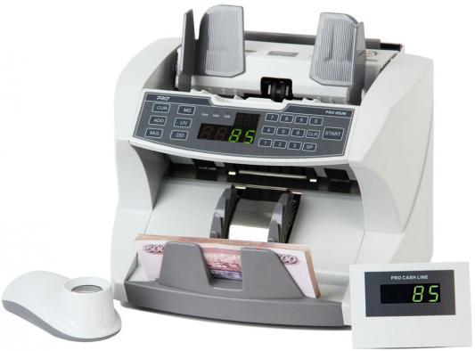Счетчик банкнот PRO 85 UM T-01039 мультивалюта
