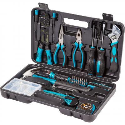 Набор инструментов Bort BTK-160 38 предметов (жесткий кейс) набор ручного инструмента bort btk 160 38 шт