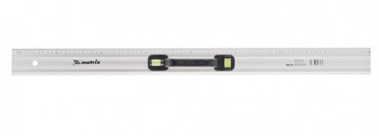 Линейка-уровень, 800 мм, металлическая, пластмассовая ручка 2 глазка </div> <div class=