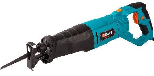 Сабельная пила Bort BRS-900 900Вт 2800ход/мин пила сабельная hammer flex lzk800b 800вт 2800ход мин