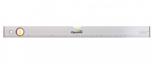Уровень алюминиевый, 600 мм, 2 глазка, линейка// Sparta уровень строительный bmi противоударный 2 глазка alustar 600 мм 691060