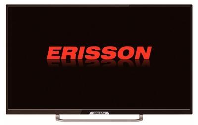 Фото - Телевизор Erisson 43FLES95T2SMS серебристый телевизор