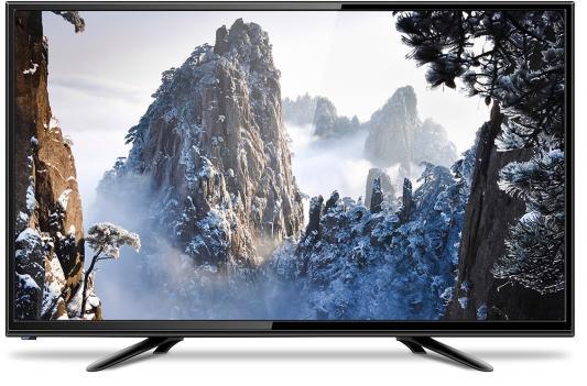 Телевизор LED Erisson 28 28LEK80T2 черный/HD READY/50Hz/DVB-T/DVB-T2/DVB-C/USB (RUS) цена