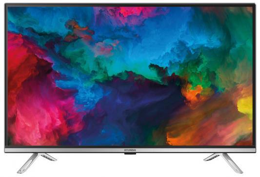 Фото - Телевизор Hyundai H-LED32ES5000 черный полотно для ленточной пилы зубр зпл 750 305 l 2234мм h 10 0мм шаг зуба 2мм 12tpi материал углерод сталь 65г