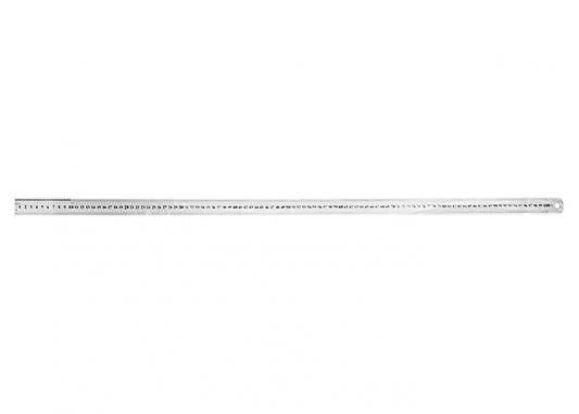Линейка измерительная, 1000 мм, металлическая// Sparta линейка измерительная fit 19090