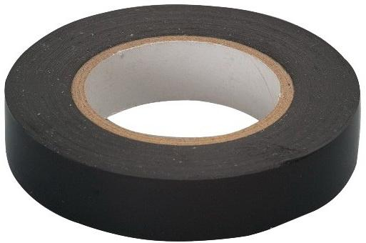 Изолента ПВХ, 15 мм х 10 м, черная// Сибртех недорого