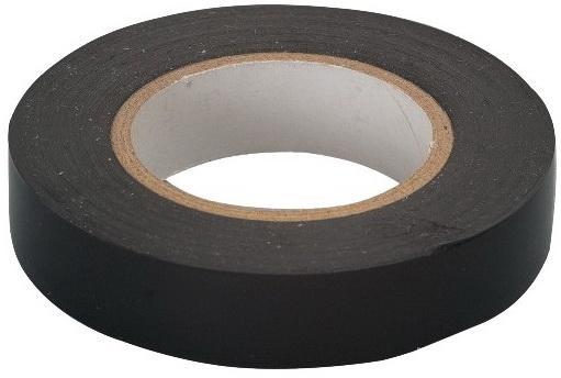 Изолента ПВХ, 19 мм х 20 м, черная// Сибртех недорого