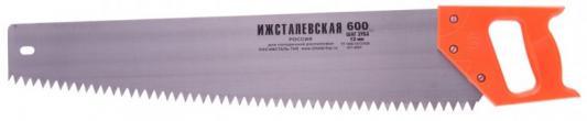 Ножовка по дереву, 600 мм, шаг зубьев 12 мм, пластиковая рукоятка (Ижевск) </div> <div class=