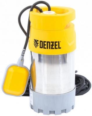 Погружной насос высокого давления PH900, X-Pro, подъем 30м, 900 Вт, 3 атм, 5500 л/ч// Denzel фото