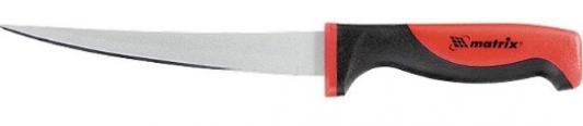 """Нож поварской """"SILVER TEFLON"""" fillet, 160 мм, тефлон. покрытие полотна, двухк.рук., KITCHEN// Matrix"""