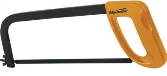 Ножовка по металлу, 300 мм, пластмассовая ручка// Sparta ножовка по металлу sparta 775765 300 мм