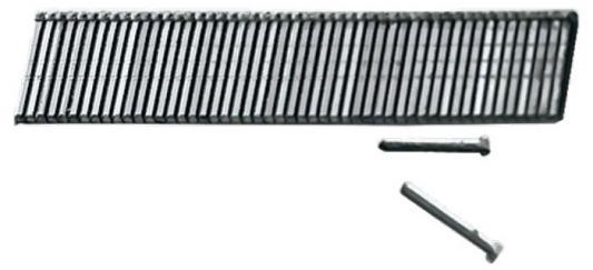 Фото - Гвозди, 10 мм, для мебельного степлера, со шляпкой, тип 300, 1000 шт// Matrix скобы для степлера matrix 6 мм 1000 шт