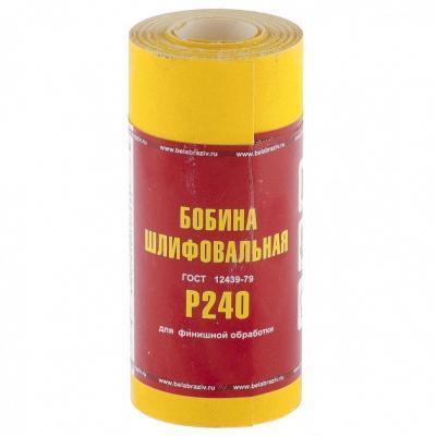 Бумага шлифовальная No name Рос 75634 Р-240