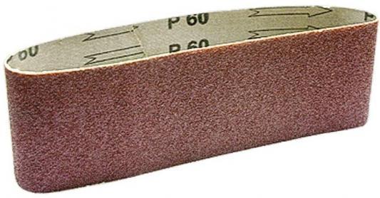 Лента абразивная бесконечная, P 40, 75 х 457 мм, 3 шт.// Matrix