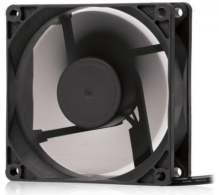 Вентилятор для компьютерного корпуса CMCF-8025S-800 (80*80*25мм;2200об/мин;20CFM;23Дб;Подшипник скольжения;3pin+MOLEX(папа-мама) 40+10см) вентилятор id cooling no 4010 sd 3pin molex 40 40 10 мм 4500об мин 12vdc