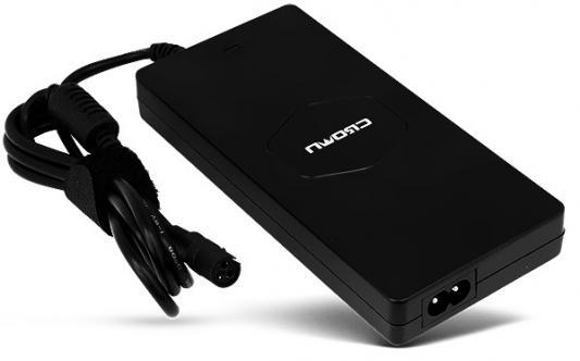 Зарядное устройство для ноутбука CROWN CMLC-3231 (Power Adapter 100W SLIM,USB)