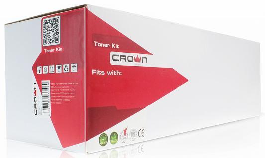 Фото - Картридж CROWN CMK-TK-540M (ресурс 4000ст. / пурпурный, magenta FS-C5100) картридж crown cmk tk 540c cyan для kyocera fs c5100 4000к