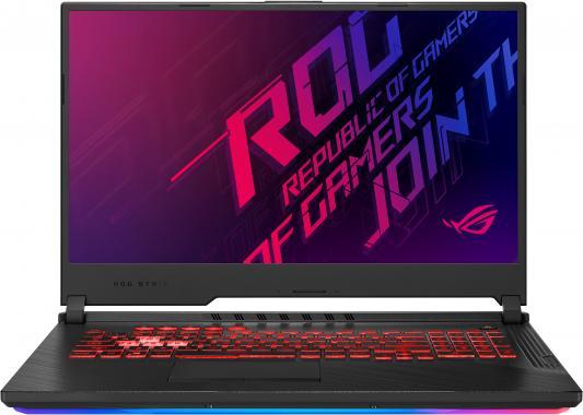 Ноутбук Asus G731GU-EV113 SCAR i7-9750H (2.6)/16G/1T+256G SSD/17.3FHD AG IPS 144Hz/NV GTX1660Ti 6G/noODD/noOS Gunmetal + Камера FHD цена