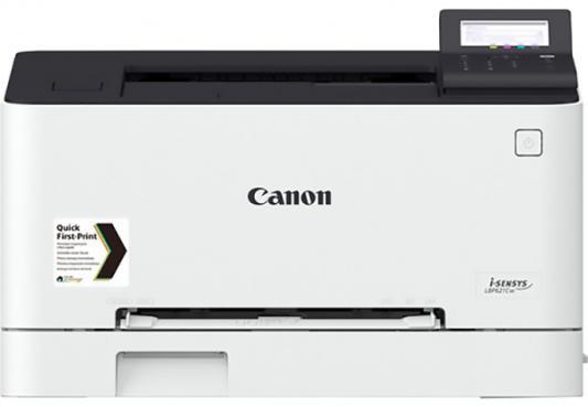 Фото - Принтер Canon i-Sensys LBP621Cw (Цветной Лазерный, 18 стр/мин, 1200x1200dpi, USB 2.0, A4, LAN) замена LBP611Cn принтер canon i sensys lbp6030b black монохромное лазерное a4 18 стр мин 150 листов usb