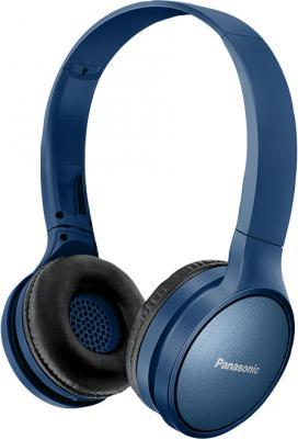 Гарнитура Panasonic RP-HF410BGCA синий цена