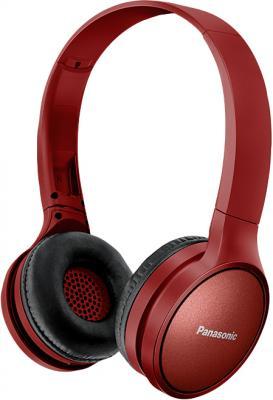 Гарнитура Panasonic RP-HF410BGCR красный цена
