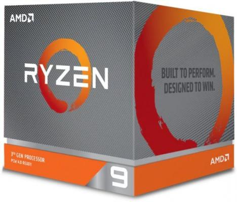 Процессор AMD Ryzen 9 3900X 100-100000023BOX Socket AM4 BOX