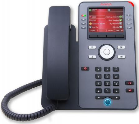 Фото - IP телефон Avaya 700513569 Телефон J179 IP PHONE NO PWR SUPP телефон