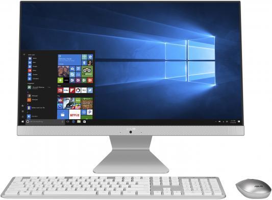 "Моноблок Asus V241FFK (V241FFK-WA060T) i7-8565U (1.8)/8G/1T+128G SSD/23.8""FHD AG/NV MX130 2G/wlKB+M/noODD/Win10 White/Silver"