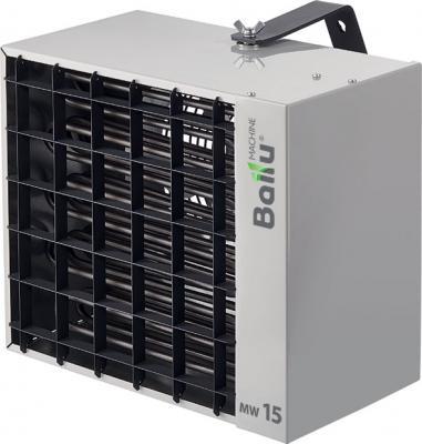 лучшая цена Тепловентилятор BALLU BHP-MW-15 15000 Вт пульт ДУ серый