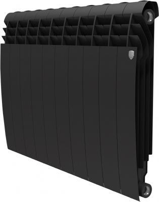 Радиатор Royal Thermo BiLiner 500 /Noir Sable - 10 секц.