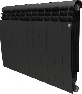 Радиатор Royal Thermo BiLiner 500 /Noir Sable - 12 секц.