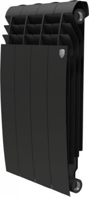 Радиатор Royal Thermo BiLiner 500 /Noir Sable - 4 секц.