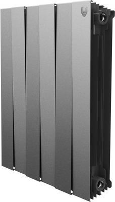 цена на Радиатор Royal Thermo PianoForte 500 new/Silver Satin - 6 секц.