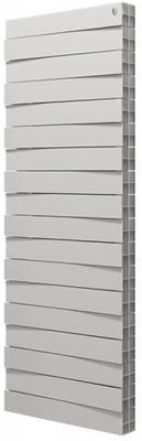 Радиатор Royal Thermo PianoForte Tower new/Bianco Traffico - 18 секц. биметаллический радиатор rifar рифар b 500 нп 10 сек лев кол во секций 10 мощность вт 2040 подключение левое