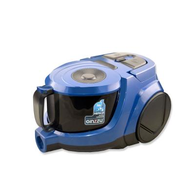 Пылесос Ginzzu VS438, 2000 Вт., без мешка, циклонный фильтр цена и фото