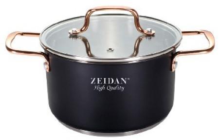 Кастрюля Zeidan Z-50329 4 л сталь цена и фото