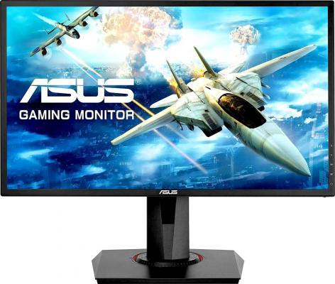 """МОНИТОР 24"""" ASUS VG248QG Black киберспортивный (LED, Wide, 1920x1080, 165Hz, 0.5 ms, 178°/178°, 350 cd/m, 100,000,000:1, цена и фото"""