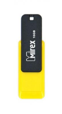 Фото - Флеш накопитель 16GB Mirex City, USB 2.0, Желтый комбинезон city goddess city goddess ci009eweqjw7