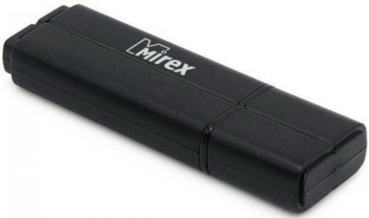 Фото - Флеш накопитель 64GB Mirex Line, USB 2.0, Черный флеш накопитель 64gb mirex elf usb 2 0 желтый