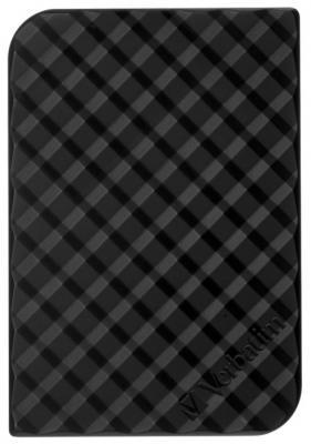 """Внешний жесткий диск 2TB Verbatim Store 'n' Go Style, 2.5"""", USB 3.0, Черный  - купить со скидкой"""