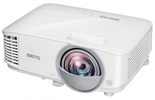 Фото - Проектор BENQ MX825ST 1024x768 3300 люмен 20000:1 белый (9H.JGF77.13E) проектор benq ms560 белый [9h jnd77 13e]
