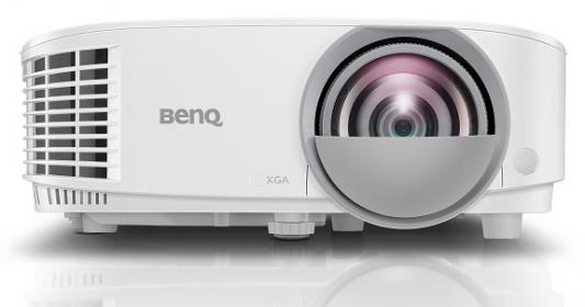 Фото - Проектор BENQ MX808ST 1024x768 3000 люмен 20000:1 белый (9H.JGP77.13E) проектор benq ms560 белый [9h jnd77 13e]