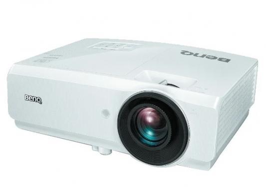 Фото - Проектор BENQ SW752+ 1280x800 5000 люмен 13000:1 белый (9H.JGH77.25E) проектор benq sw752