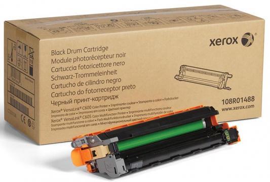 Фото - Драм-картридж XEROX VersaLink C600/C605 черный (40K) картридж xerox 106r03395 для versalink b7025 7030 7035 черный 15000стр