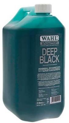 Шампунь Wahl 2999-7560 Deep Black 5 л