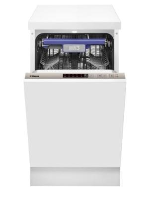 Посудомоечная машина Hansa ZIM455EH узкая белый цена и фото