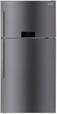 Холодильник Daewoo FGI561EFG темно-серый (двухкамерный) цена